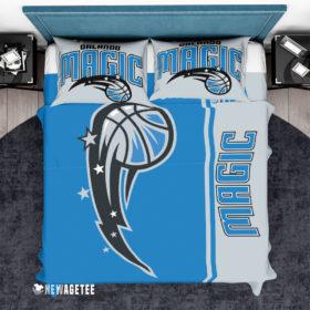 Bedding Set Orlando Magic NBA Basketball Duvet Cover and Pillow Case Bedding Set