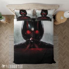 Bedding Sheet MCU Ant Man Duvet Cover and Pillow Case Bedding Set