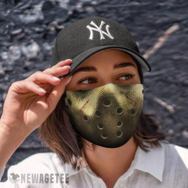 Cloth Face Mask Jason Voorhees Face Mask Michael Myers Freddy Krueger Pinhead Tall Man