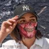 Cloth Face Mask Lucifer Devil Demon Satan Face Mask