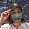 Cloth Face Mask Pinhead Hellraiser Face Mask