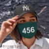 Cloth Face Mask Squid Game 456 Face Mask Seong Gi hun