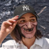 Cloth Face Mask Witchcraft Halloween costume Sea Hag Face Mask