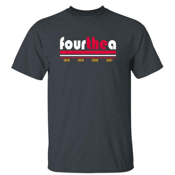 Dark Heather T Shirt Four The A 2021 Shirt