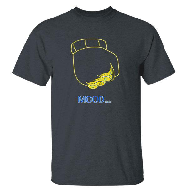 Dark Heather T Shirt Lebron James Draymond Mood shirt