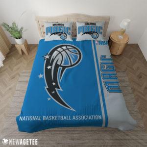 Duvet Cover Orlando Magic NBA Basketball Duvet Cover and Pillow Case Bedding Set