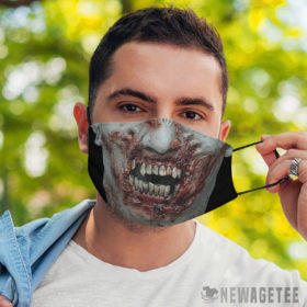Face Mask Decapitation Party Costume Halloween Face Mask