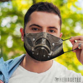 Face Mask Gas Steampunk Costume Face Mask