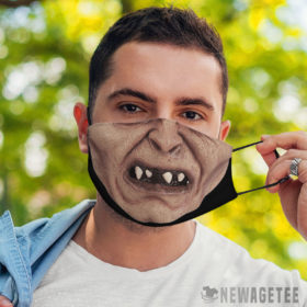 Face Mask Gollum The Lord of the Rings Hobbit Face Mask