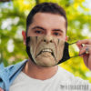 Face Mask Michael Myers Halloween costume Face Mask