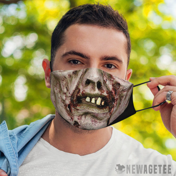 Face Mask Zombie 2 The Dead are Among Us Face Mask