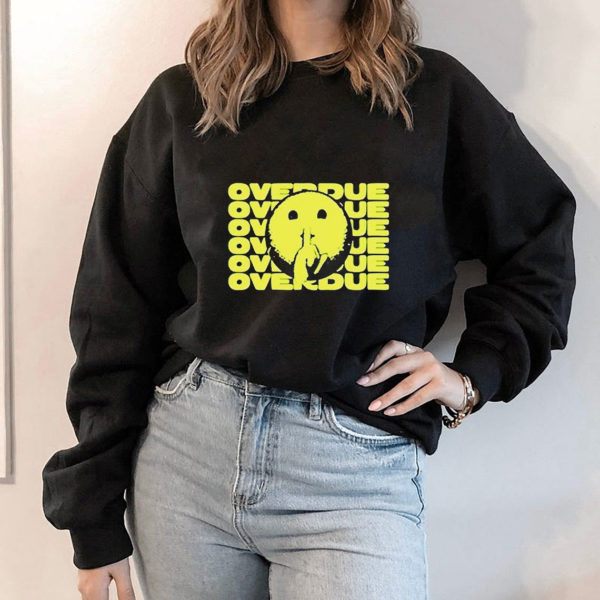 Hoodie Breanna Overdue shirt 1