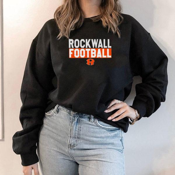 Hoodie Rockwall Football shirt