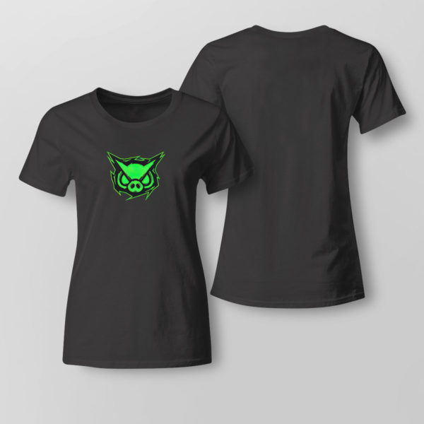 Lady Tee 3Blackdot Vanoss Shirt