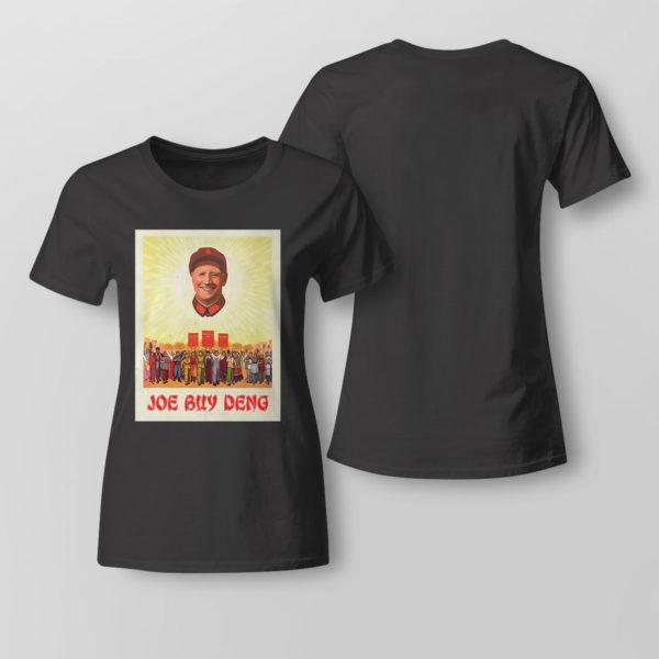 Lady Tee Joe Buy Deng Political Satire Meme Beijing China Shirt