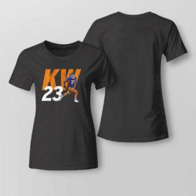 Lady Tee Kyren Williams Kw23 Shirt