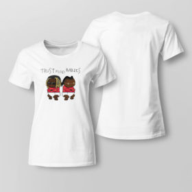 Lady Tee Lil Wayne and Rich the Kid Trust Fund Babies shirt