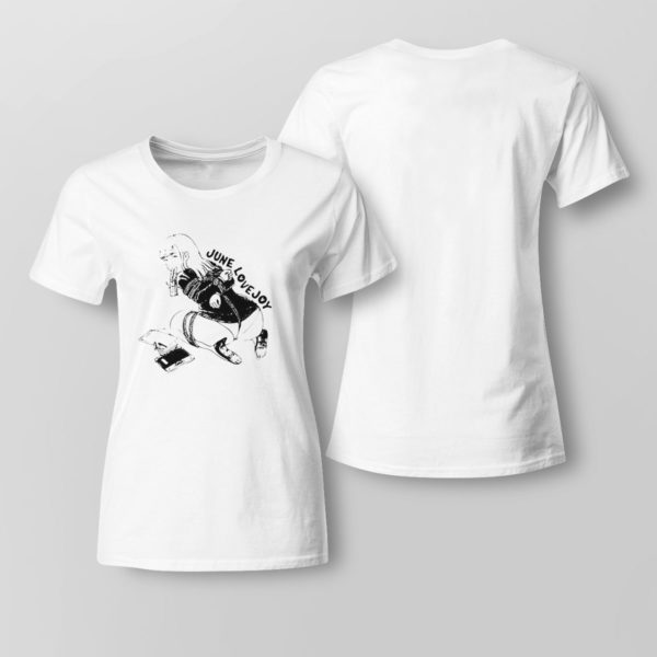 Lady Tee Lovejoy Ropeplay Ver T Shirt