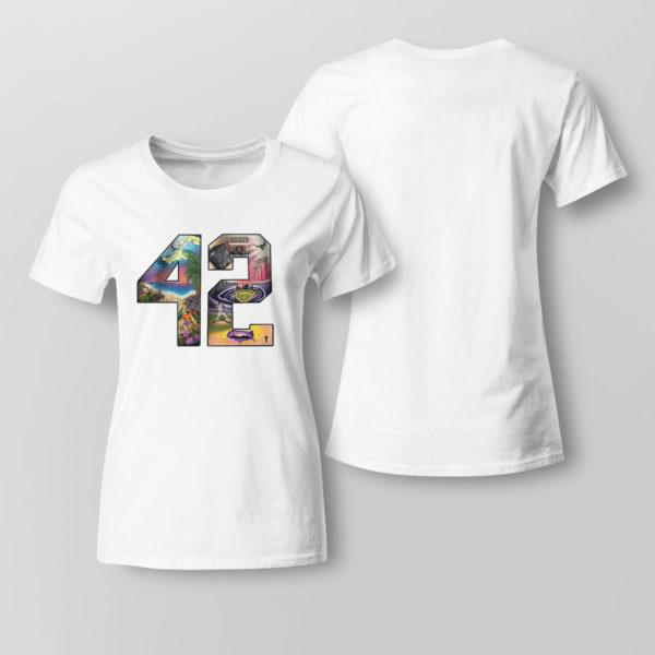 Lady Tee Mariano Rivera Yankees Shirt