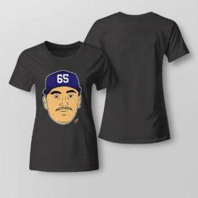Lady Tee Nasty Nestor 65 New York Yankees Shirt