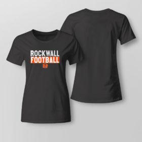 Lady Tee Rockwall Football shirt
