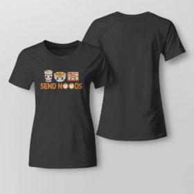 Lady Tee Send Noods Maruchan T Shirt