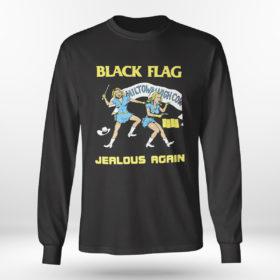 Longsleeve shirt Black Flag Jealous Again shirt