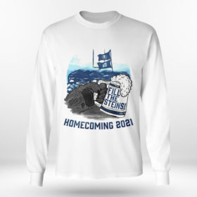 Longsleeve shirt Fill the Steins Homecoming 2021 beer t shirt