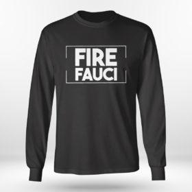Longsleeve shirt Fire Fauci Shirt Fauci Lied Shirt