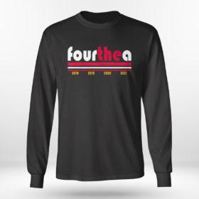 Longsleeve shirt Four The A 2021 Shirt