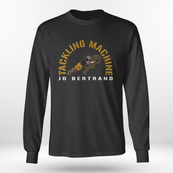 Longsleeve shirt Jd Bertrand Tackling Machine Shirt