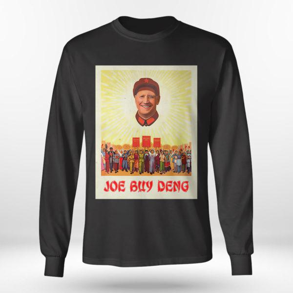 Longsleeve shirt Joe Buy Deng Political Satire Meme Beijing China Shirt