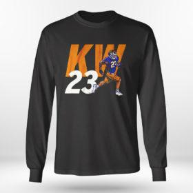 Longsleeve shirt Kyren Williams Kw23 Shirt