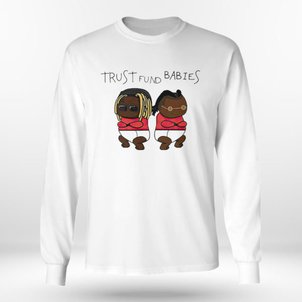Longsleeve shirt Lil Wayne and Rich the Kid Trust Fund Babies shirt