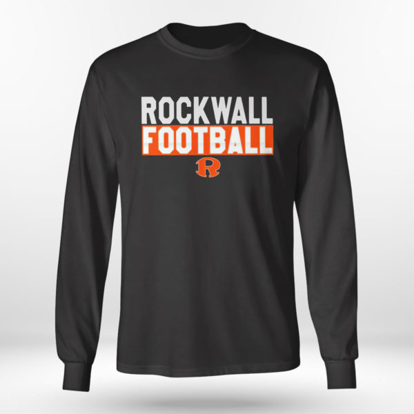 Longsleeve shirt Rockwall Football shirt