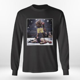 Longsleeve shirt Shaquille O Neal And Chuck Knockout Shirt