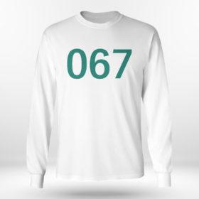 Longsleeve shirt The Squid Games 067 Shirt