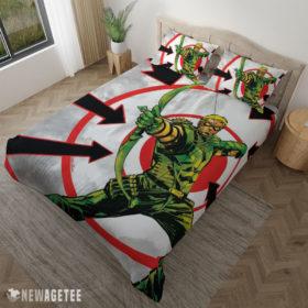 Pillow Case Green Arrow Weird Science DC Comics Duvet Cover and Pillow Case Bedding Set