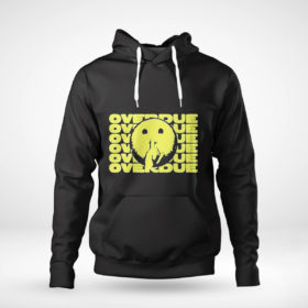 Pullover Hoodie Breanna Overdue shirt 1