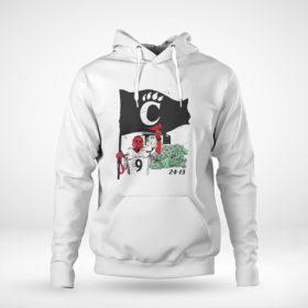 Pullover Hoodie Cincinnati 24 13 flag shirt