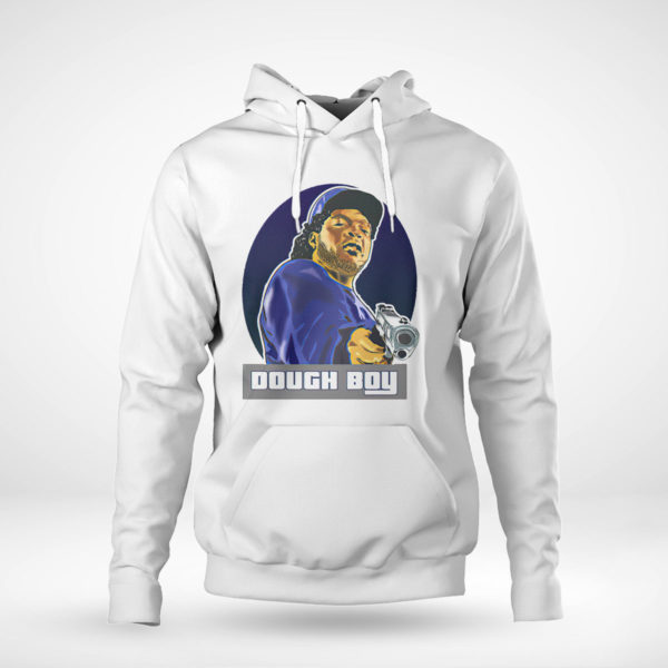 Pullover Hoodie Doughboy Vengeance for Ricky shirt