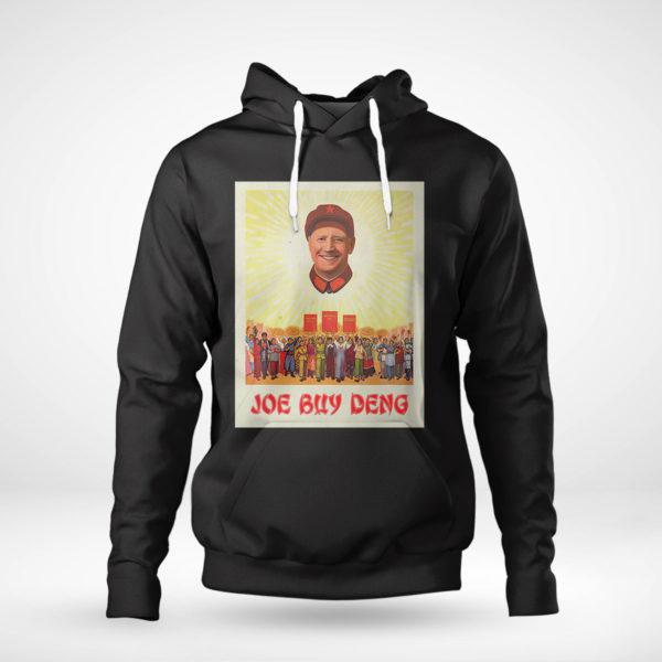 Pullover Hoodie Joe Buy Deng Political Satire Meme Beijing China Shirt