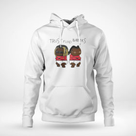 Pullover Hoodie Lil Wayne and Rich the Kid Trust Fund Babies shirt