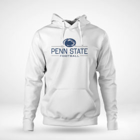 Pullover Hoodie Penn State Football Shirt