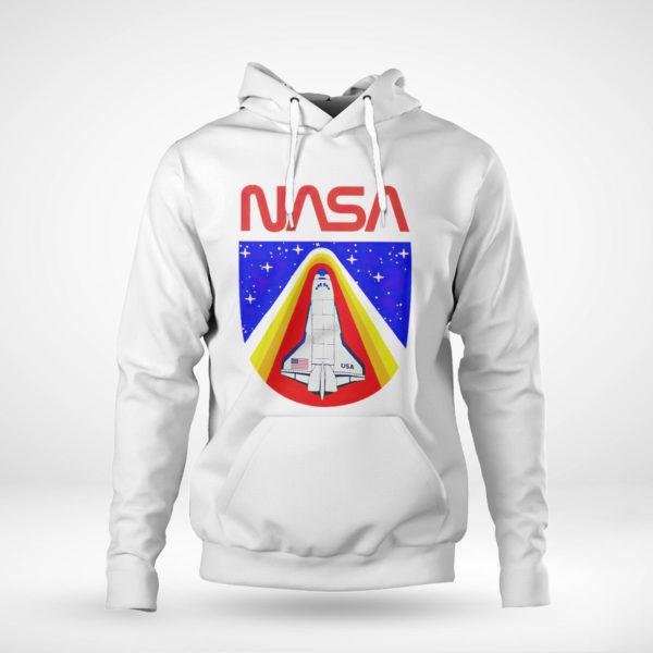 Pullover Hoodie Random Red World Spaceship Nasa shirt Tank top