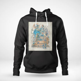 Pullover Hoodie The Last of Us Poster shirt