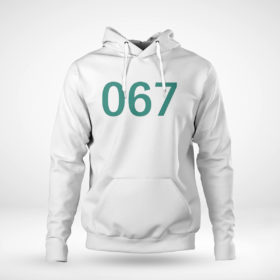 Pullover Hoodie The Squid Games 067 Shirt
