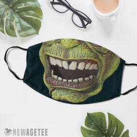 Reusable Face Mask Frankenstein Face Mask Halloween costume