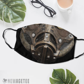 Reusable Face Mask Gas Steampunk Costume Face Mask