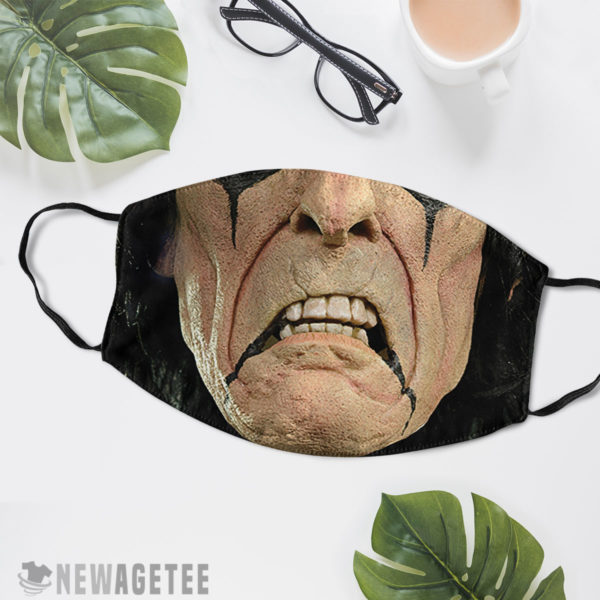 Reusable Face Mask Michael Myers Halloween costume Face Mask